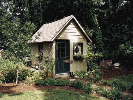 English Cottage Potting - Project Plan 502211