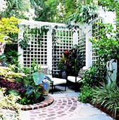Old-World Privacy Trellis