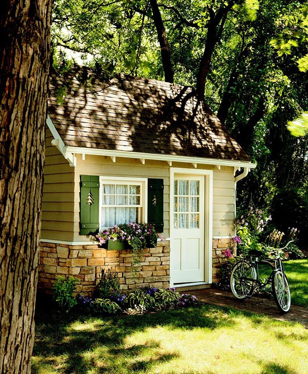 Cottage Shed PlansShed Plans Shed Plans