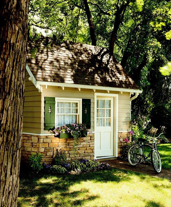 Cottage-Cozy Shed - Project Plan 503496