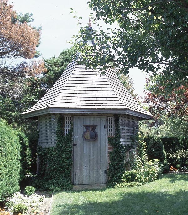Old English Garden Shed - Project Plan 503500