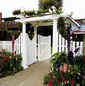 Arbor and Gate - Project Plan 503503
