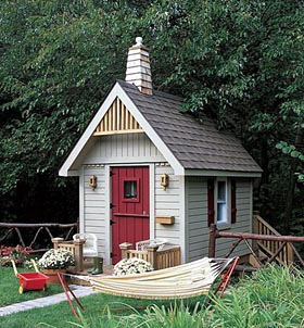 25 x 40 One Room Cabin Plans | Free House Plan Reviews