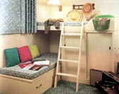 Space Saver Bunks