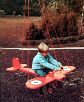 Swinging Airplane
