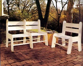 Park Bench - Project Plan 504205