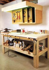 Table and Companion Cabinet