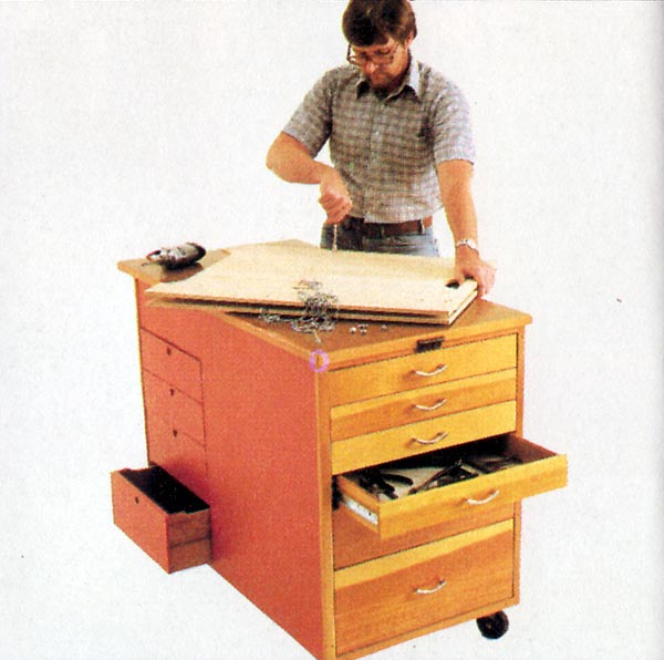 Mobile Workbench - Project Plan 504346