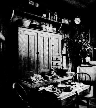 504676 - Antique Cabinet