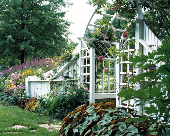 Rose Arbor - Project Plan 504812