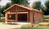 The How-to-Build Garage Plan