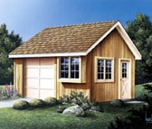 Convenience Shed