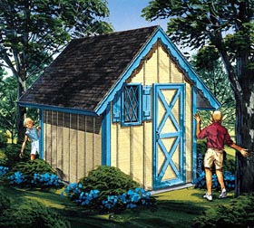 Playhouse Plan