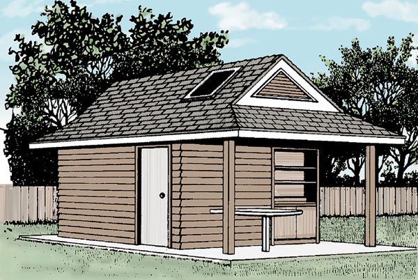 Poolhouse - Project Plan 85919