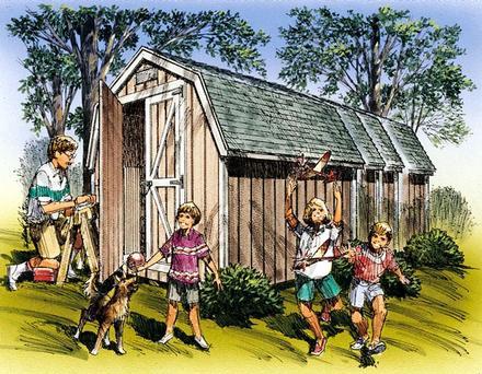 85925 - Mini Barns