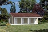 Pole Building - Horse Barn