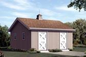 Horse Barn - 2 Stall