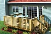 Easy Raised Deck