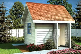 Gardener's Shed