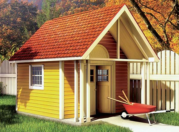 Project Plan 90020 - Fancy Storage Shed