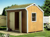 Salt Box Shed