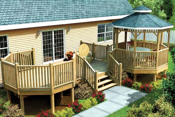 Project Plan 90035 - Modular Gazebo Picnic Deck
