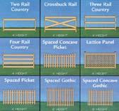 See-Thru Fences